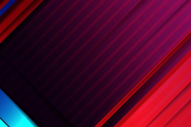 Elegante zakelijke achtergrond met lijnensjabloon