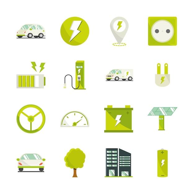 Elektrisch auto alternatief