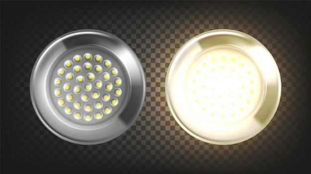 Elektrische verlichting led-lamppaneel