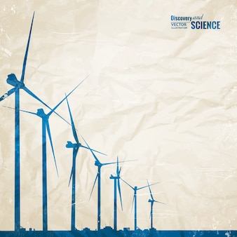Elektrische windmolengeneratoren