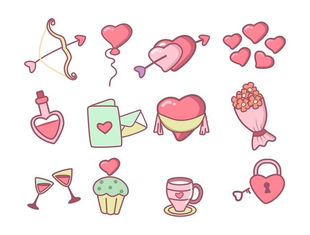 Element valentijnsdag