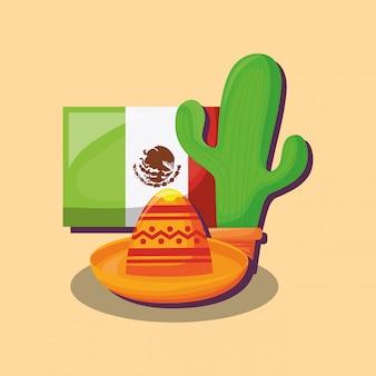 Elementen van mexico