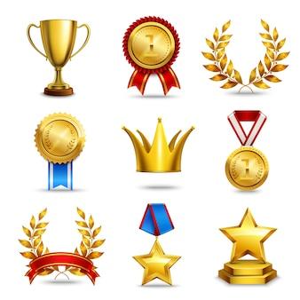 Elementen voor awards