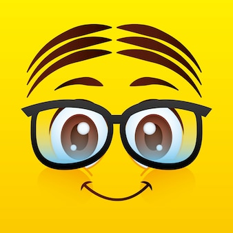 Emoticon pictogram