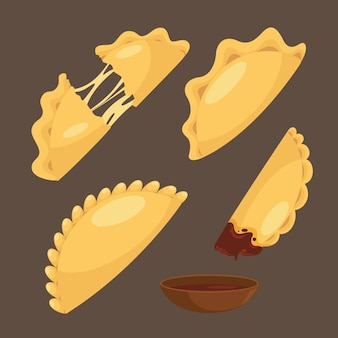 Empanada-pakket