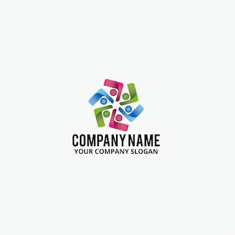 Employee-logoontwerp