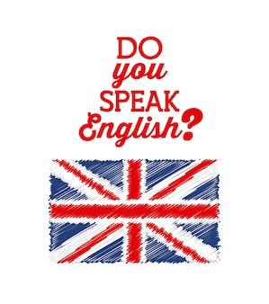Engels studeren pictogram leren
