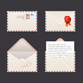 Enveloppen collectie
