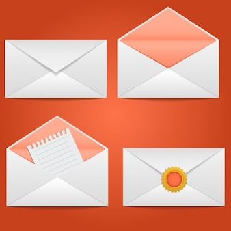 Enveloppen design collectie