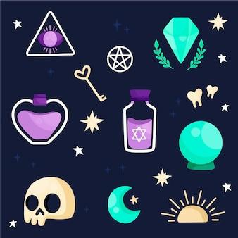 Esoterische elementen