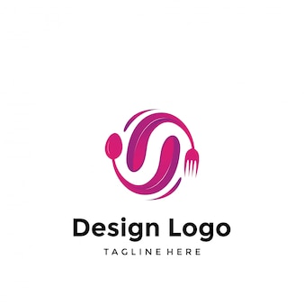 Eten en drinken-logo