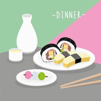 Eten maaltijd diner zuivel eten drinken menu restaurant