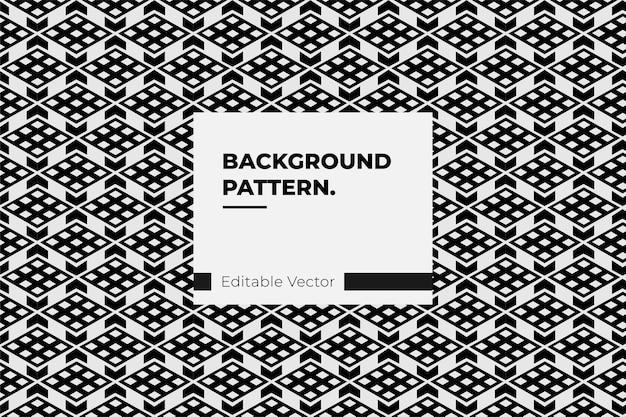 Etnisch naadloos patroon in bond witte kleur tribal patroon azteekse ontwerp - patroon abstract ontwerp textuur