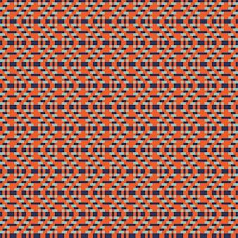 Etnische grafische het patroon vectorachtergrond van de ontwerpdecoratie abstracte
