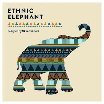 Etnische olifant