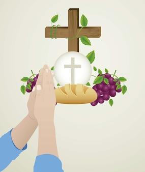 Eucharistisch sacrament