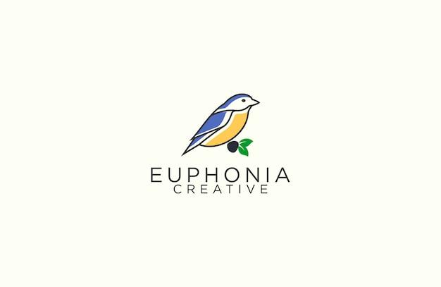 Euphonia overzichtslogo