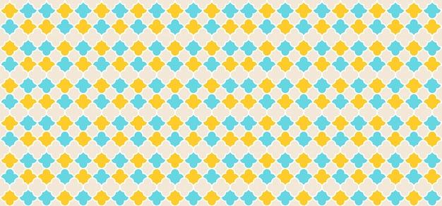 Europese patroon geometrische achtergrond