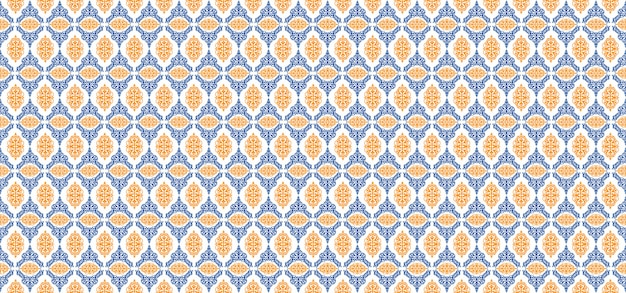 Europese patroon sier bloemenachtergrond