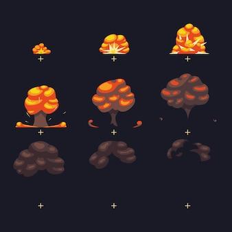 Explosie set