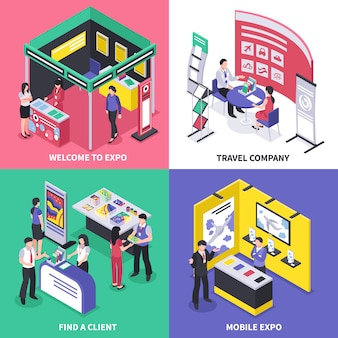 Expo stand concept