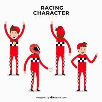 F1 racekarakterset