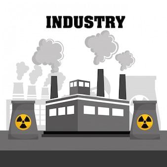 Fabrieks-, industrie- en bedrijfsontwerp