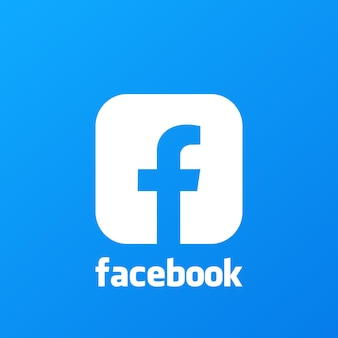 Facebook-achtergrond. facebook-pictogram. pictogrammen voor sociale media. realistische facebook-app-set. logo. vector. zaporizja, oekraïne - 10 mei 2021