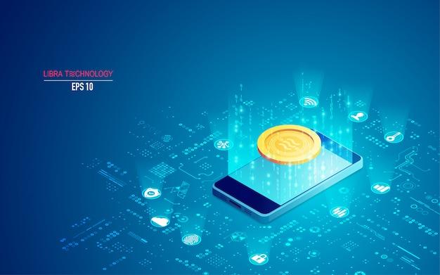 Facebook weegschaaltechnologie, nieuwe cryptocurrency