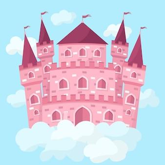 Fairytale kasteelconcept