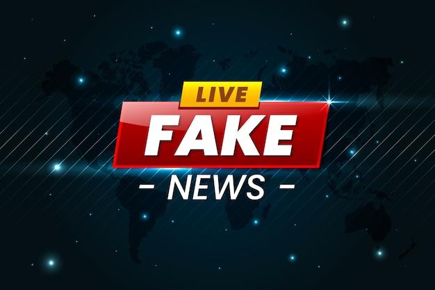 Fake nieuwsuitzending