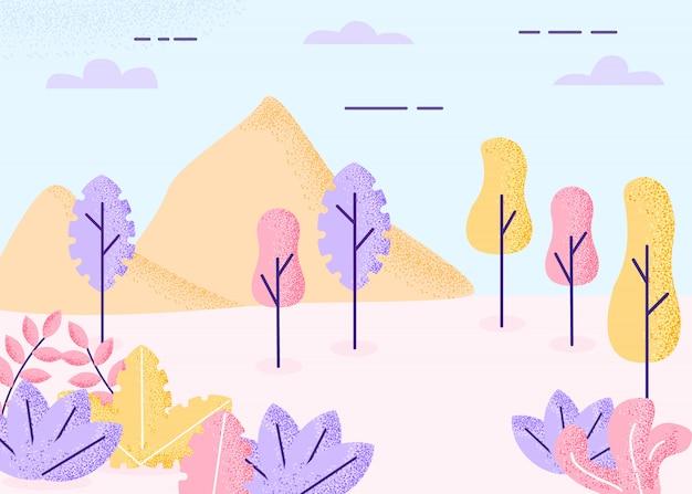 Fantasie landschap