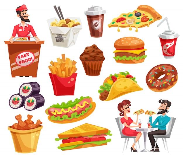 Fastfoodset