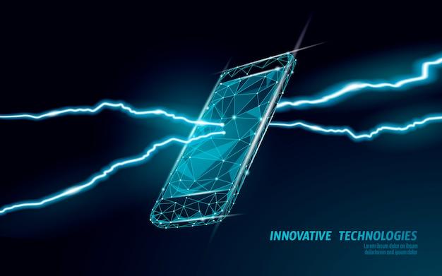 Fatale crash van het mobiele smartphonesysteem. foutgegevens van softwarefout verloren. telefoon reparatie help bedrijfsconcept. laptop virusaanval informatiebeveiliging waarschuwing illustratie.
