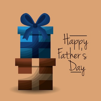 Fathers day kaart afbeelding