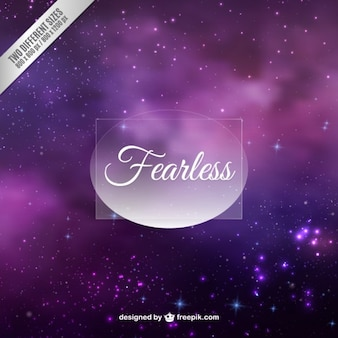 Fearless achtergrond