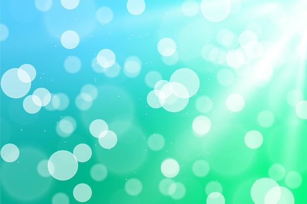 Feestelijke achtergrond met intreepupil lichten
