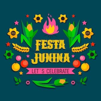Festa junina-evenementthema