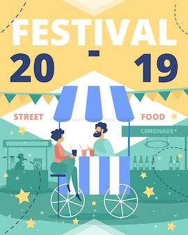 Festival van street food