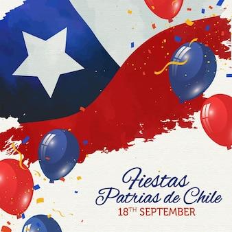 Fiestas patrias de chile