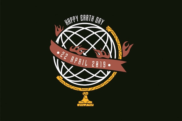 Fijne aarde dag