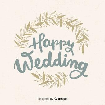 Fijne bruiloft
