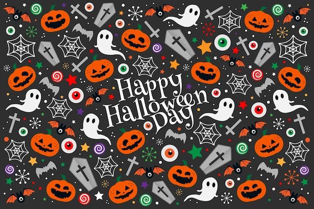 Fijne halloween-dag