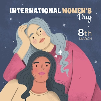 Fijne internationale vrouwendag