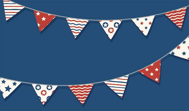 Fijne onafhankelijkheidsdag juli