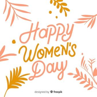 Fijne vrouwendag