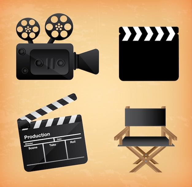 Film pictogrammen