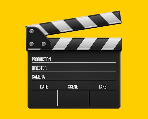 Filmklapperboard