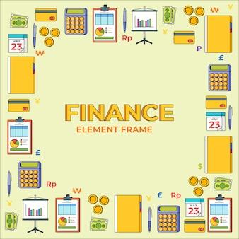 Finance office levert