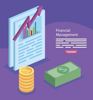 Financieel beheer met document